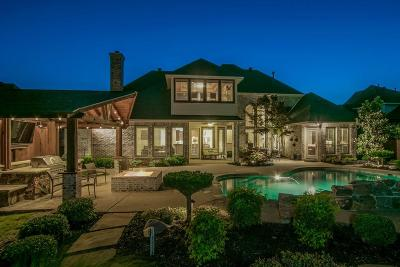 Colleyville Single Family Home Active Option Contract: 6909 Shalimar Court
