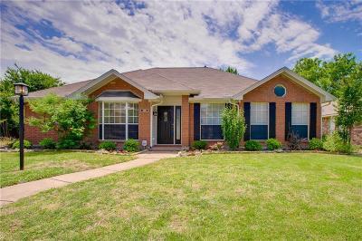 Carrollton Single Family Home Active Option Contract