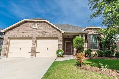 Single Family Home For Sale: 3205 Barkwood Drive