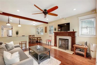 Dallas Condo For Sale: 412 N Clinton Avenue #412A