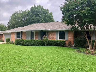Farmers Branch Single Family Home For Sale: 3039 Phyllis Lane