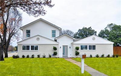 Dallas, Fort Worth Single Family Home For Sale: 6901 La Manga Drive