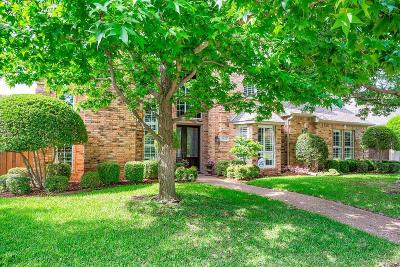 Plano Single Family Home For Sale: 5632 Crowndale Drive