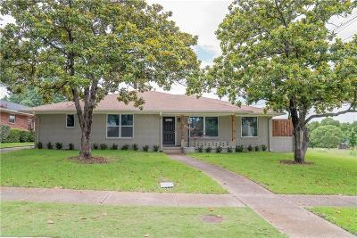 Single Family Home For Sale: 6714 Inverness Lane