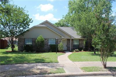 Sachse Single Family Home For Sale: 3818 Missouri Street