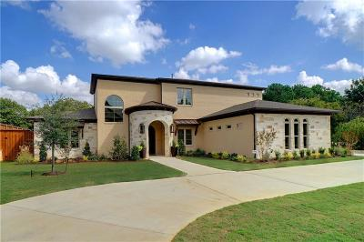 Southlake Single Family Home For Sale: 2903 Sutton Place