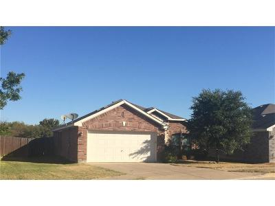 Fort Worth Single Family Home Active Option Contract: 8004 Autumn Creek Trail