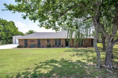 Haslet Single Family Home For Sale: 13460 Willow Springs Road