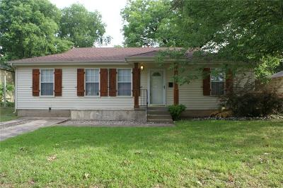 Garland Single Family Home Active Option Contract: 857 Bowie Street