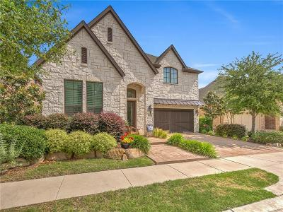 Keller Single Family Home For Sale: 3017 Trinity Lane