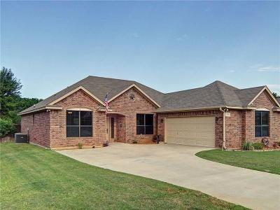 Weatherford Single Family Home For Sale: 326 Jade Lane