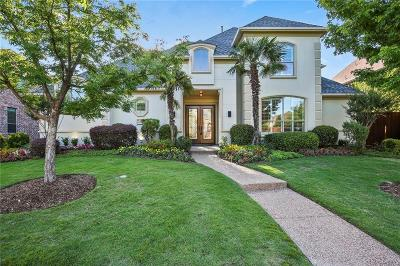 Frisco Single Family Home For Sale: 4773 Parkside Drive