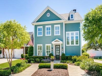 McKinney Single Family Home For Sale: 2500 Addison Street