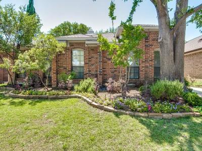 Dallas Single Family Home For Sale: 18919 Whitewater Lane