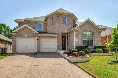 Flower Mound Single Family Home For Sale: 4009 Sharondale Drive