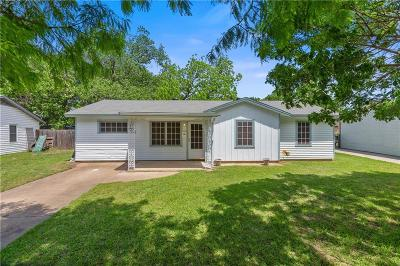 Euless Single Family Home Active Option Contract: 120 Denton Drive