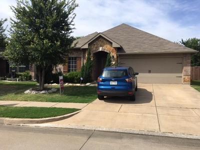 Burleson Single Family Home For Sale: 1347 Hillside Drive