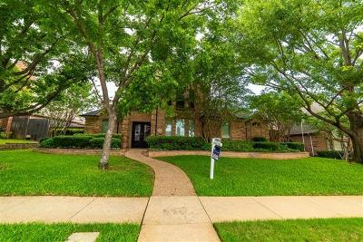 Coppell Single Family Home For Sale: 834 Pelican Lane