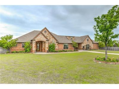 Granbury Single Family Home For Sale: 2313 E Emerald Bend Court