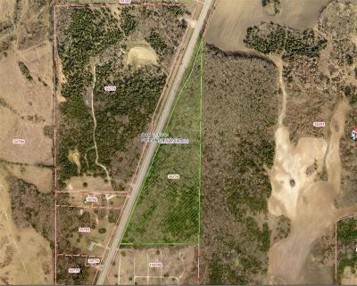 Quinlan Residential Lots & Land For Sale: 00 Hwy 34 Highway