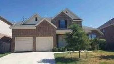 Fort Worth Single Family Home For Sale: 5604 Mount Storm Way