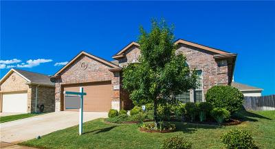 Fort Worth TX Single Family Home For Sale: $222,500