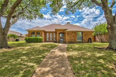 Allen Single Family Home For Sale: 908 Sycamore Creek Road