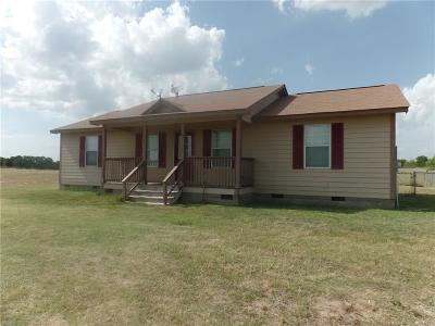 Alvord Single Family Home Active Option Contract: 318 County Road 1590