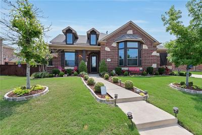 Keller Single Family Home Active Option Contract: 1813 Sterling Trace Drive