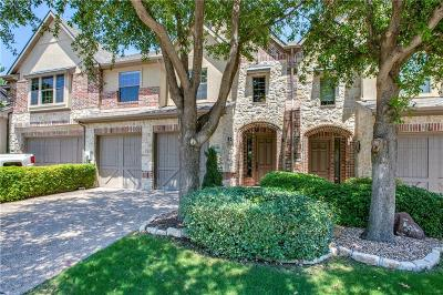 Frisco Townhouse For Sale: 2424 Greymoore Drive