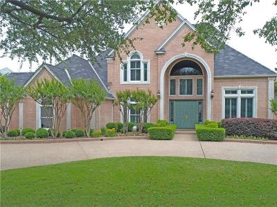 Fort Worth Single Family Home For Sale: 6605 Sahalee Drive