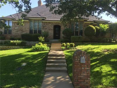 Colleyville Single Family Home For Sale: 1208 Crest Drive