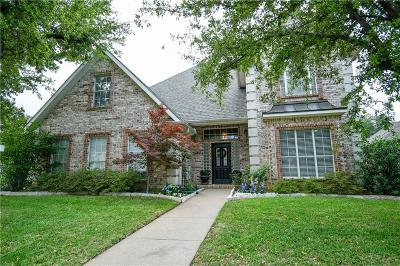 Colleyville Single Family Home For Sale: 4112 Coachman Lane