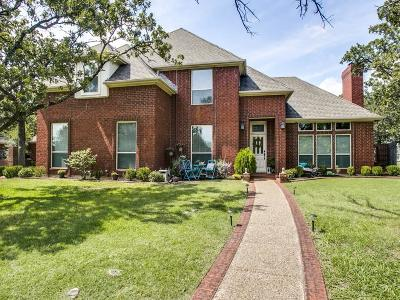 Kennedale Single Family Home For Sale: 1011 Oakridge Court