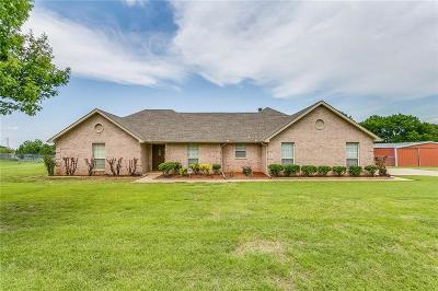 Johnson County Single Family Home For Sale: 2405 Redstone Road