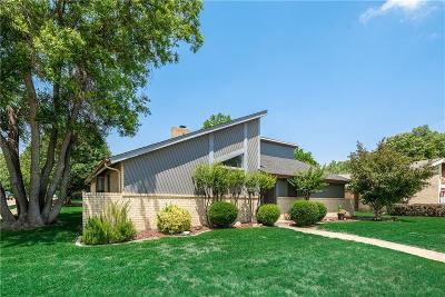 Flower Mound Single Family Home Active Contingent: 1328 Timber Valley Drive