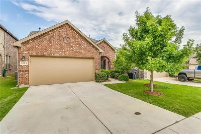 Single Family Home Active Option Contract: 2809 Houston Wood Drive