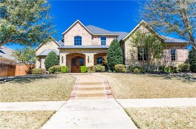Allen Single Family Home For Sale: 1606 Navarro Court