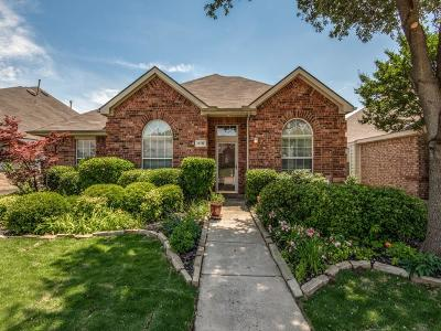 Allen Single Family Home For Sale: 310 Trailwood Drive