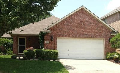 Euless Single Family Home Active Option Contract: 903 Saddle Drive