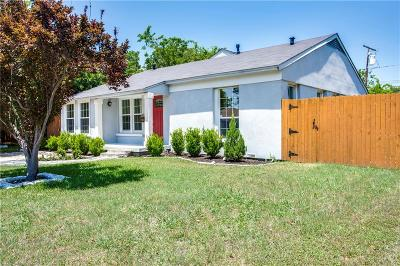 Single Family Home For Sale: 4727 Wateka Drive