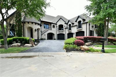 McKinney Single Family Home For Sale: 601 Park Lake Drive