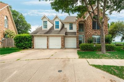 Dallas Single Family Home For Sale: 6204 High Brush Circle