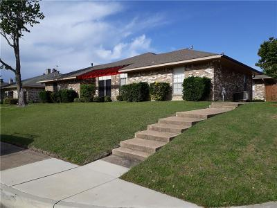 Carrollton Multi Family Home Active Contingent: 2223 Woodcreek