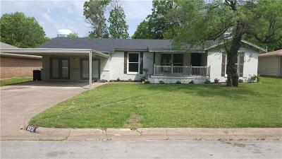 Richland Hills Single Family Home For Sale: 6931 Glen Hills Road