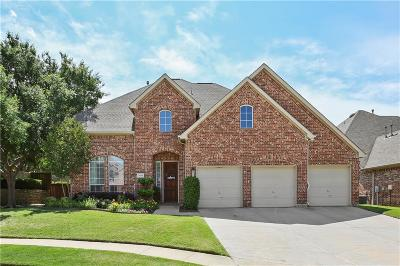 Flower Mound Single Family Home For Sale: 3408 Mary Court