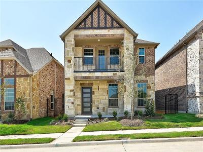 Allen Single Family Home For Sale: 1372 Elaine Drive