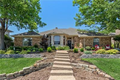 Carrollton Single Family Home For Sale: 1114 Dentonshire Drive