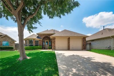 Fort Worth Single Family Home Active Option Contract: 4960 Happy Trail