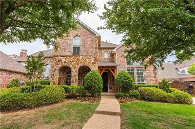 Keller Single Family Home For Sale: 2502 Lakepoint Drive